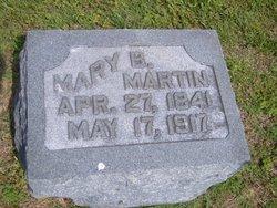 Mary B Martin