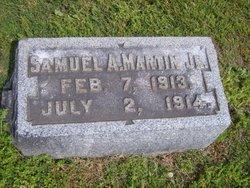 Samuel A Martin, Jr