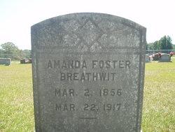 Amanda <i>Foster</i> Breathwit