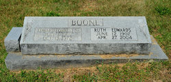 Edward Forrest Boone, Sr
