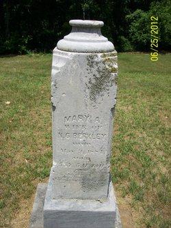 Mary Ann <i>Bigelow</i> Berkley