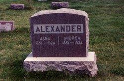 Jane <i>Kilpatrick</i> Alexander