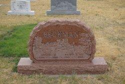 Wilfred Bill Beckman