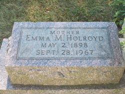Emma Mae <i>Bigelow</i> Holroyd