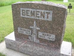 Mary Ann <i>Mayrand</i> Bement