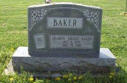 Sharon M <i>Smoot</i> Baker