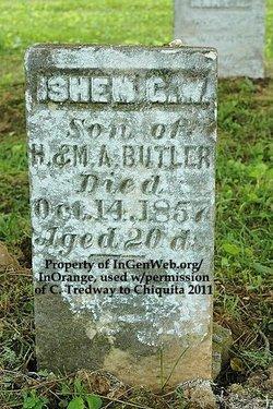 Ishem C. W. Butler