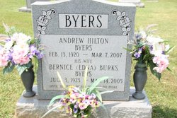 Andrew Hilton Byers