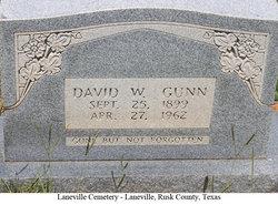 David Washington Gunn