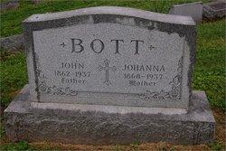 Johanna <i>Thoma</i> Bott