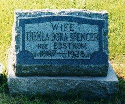 Teckla Dorothy Dora <i>Edstrom</i> Spencer