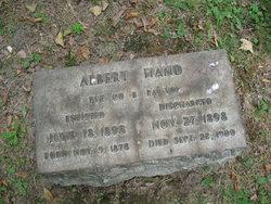 Albert Hand