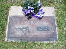 Kenneth Ebenezer Everett