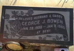 George Jackson Bowen