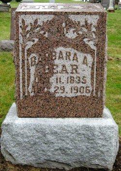 Barbara Alice <i>Karstetter</i> Bear