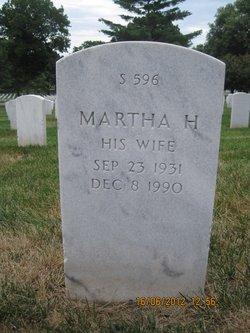 Martha Helen Taylor