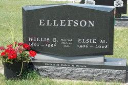 Elsie Mabel <i>Lee</i> Ellefson