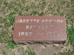 Janette <i>Newton</i> Bentley