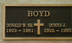 Donald Wesley Boyd, Sr