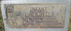 Infant Daughter