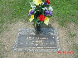 David Segraves Barnes