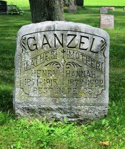 Hannah <i>Yeager</i> Ganzel