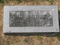 Maud Applegate