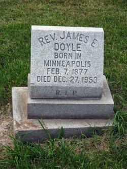 Rev James E. Doyle