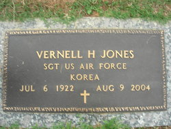 Vernell Haywood Jones