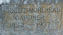 Ernest Morehead Gardner