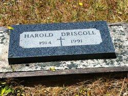 Harold Driscoll