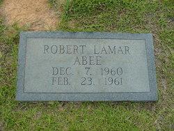 Robert Lamarr Abee