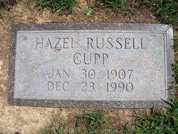 Hazel <i>Russell</i> Cupp