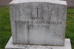 William H Borntraeger
