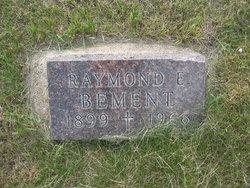 Raymond Edward Ray Bement