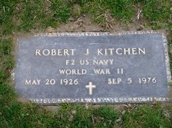 Robert J Kitchen