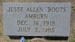 Jesse Allen Boots Amburn