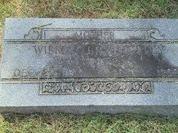 Wilma <i>Billingsley</i> Alverson