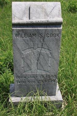 William S Cook