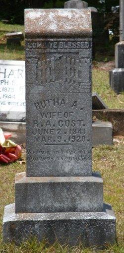 Rutha A. <i>Doss</i> Cost