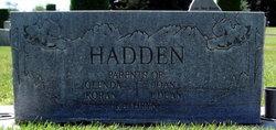 Raeola <i>Sheen</i> Hadden