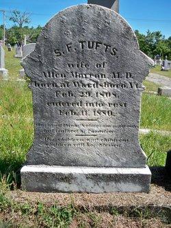 Submit Flagg <i>Tufts</i> Morron
