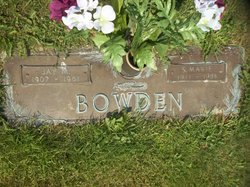 S. Marie Bowden