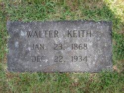 Walter Keith, Sr