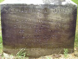 Catharine A <i>Jones</i> Hurlburt