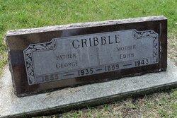 Edith <i>Henderson</i> Gribble