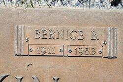 Bernice B. Rankin