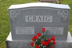 Clinton C Craig, Sr