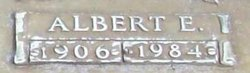 Albert E Carter
