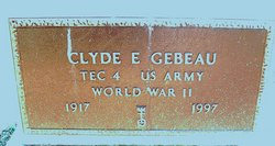 Clyde E. Gebeau